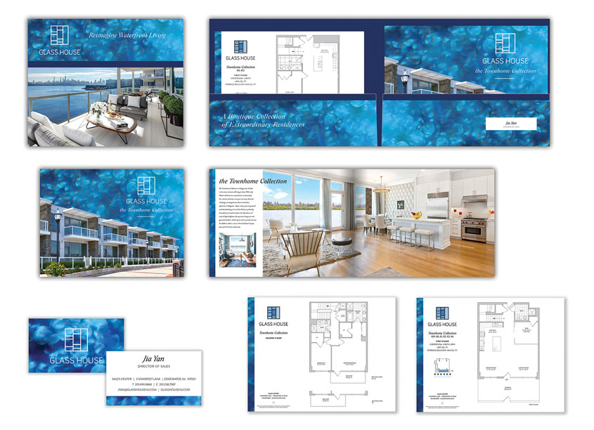 Mermaid, Inc. Glass House Collateral