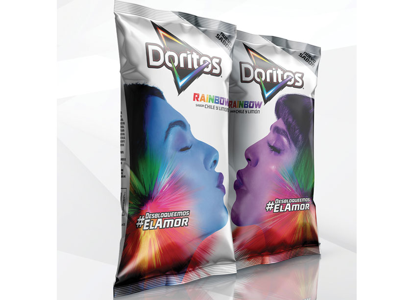 Doritos Rainbow 2019 - Mexico by PepsiCo Design & Innovation