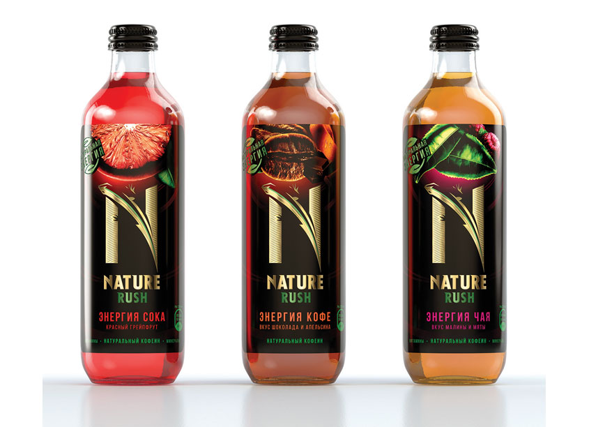Nature Rush - Russia by PepsiCo Design & Innovation