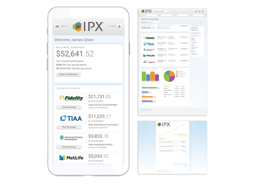 Very Memorable, Inc. IPX Participant Portal