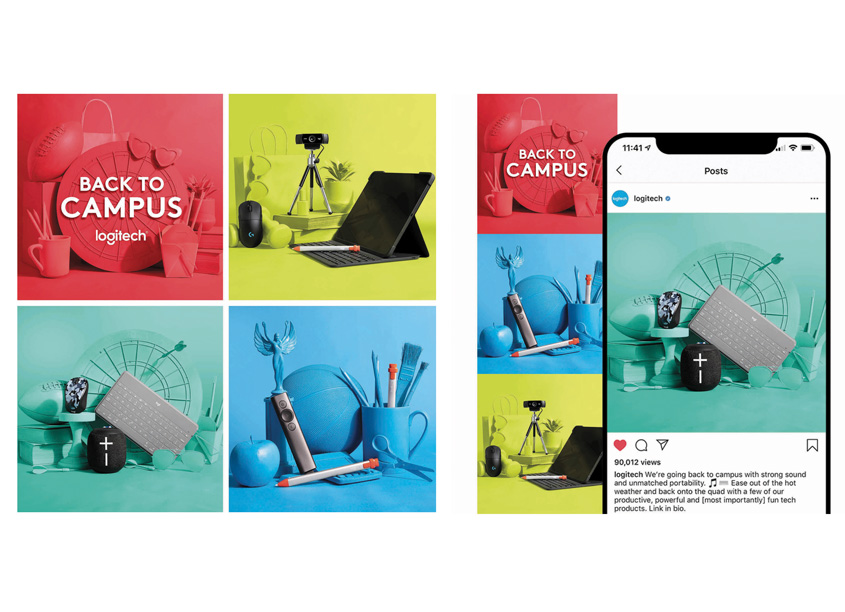 Back to Campus Advertising Campaign by Streetsense