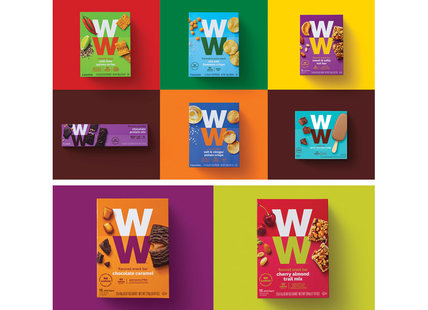WW Global Packaging Redesign by Pearlfisher