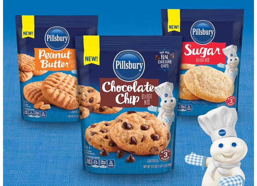 Pillsbury Cookies by One Flight Up Design