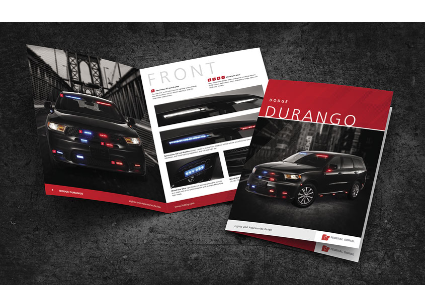 Deforest Group Dodge Durango Lights and Accessories Guide