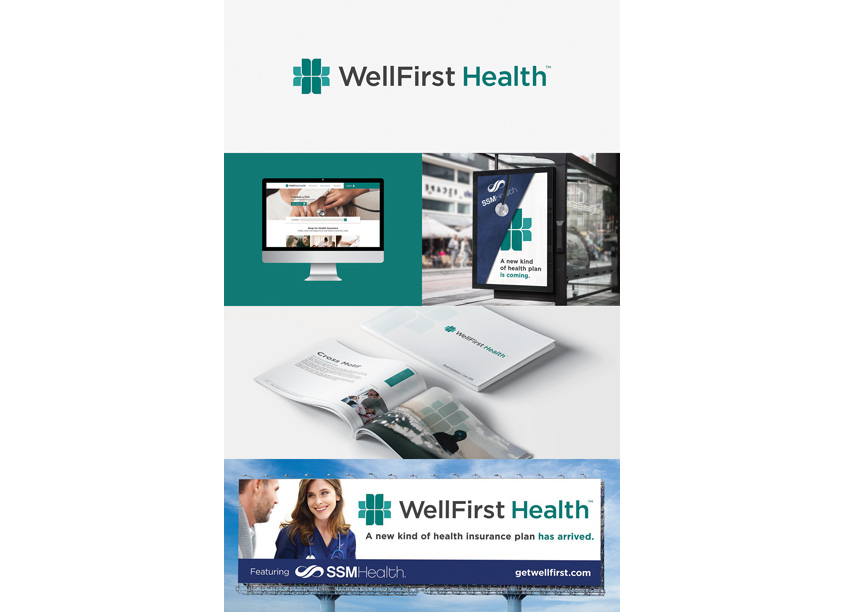 WellFirst Health Branding and Identity by SRH