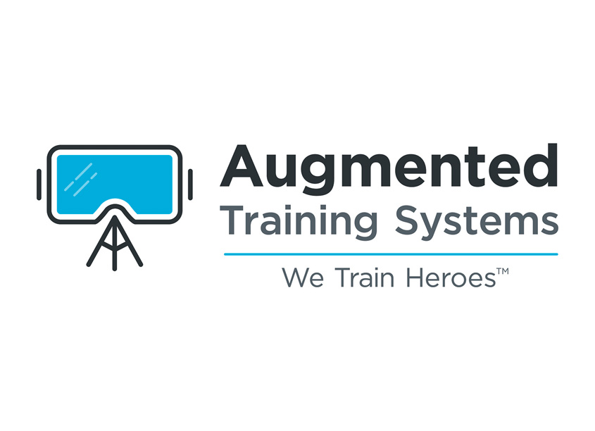 Logo Design by Augmented Training Systems Internal Design Group