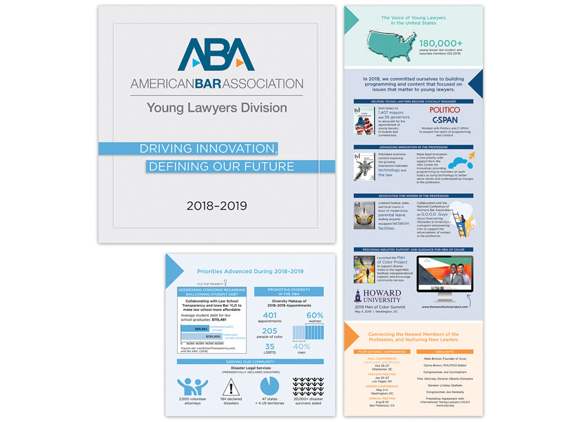 Impact Report 2018-2019 by American Bar Association