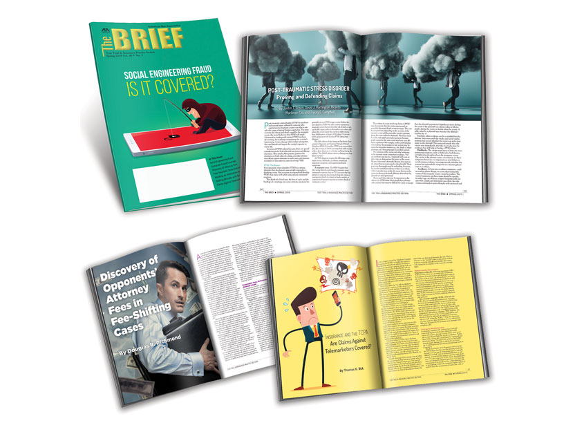 The BRIEF, Spring 2019 by American Bar Association