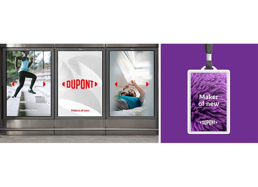 DuPont Logo and Branding by Lippincott