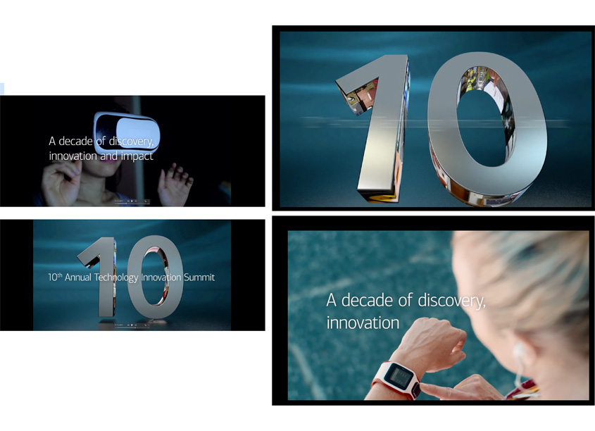 10th Annual Technology Summit Video by Bank of America, Enterprise Creative Solutions