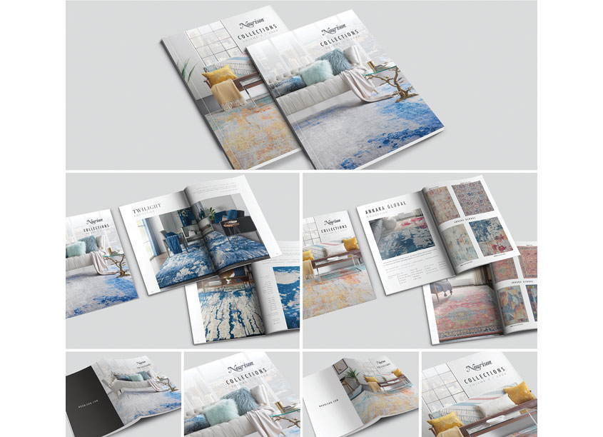 Nourison 2020 Collective Catalogs, Volumes 1 & 2