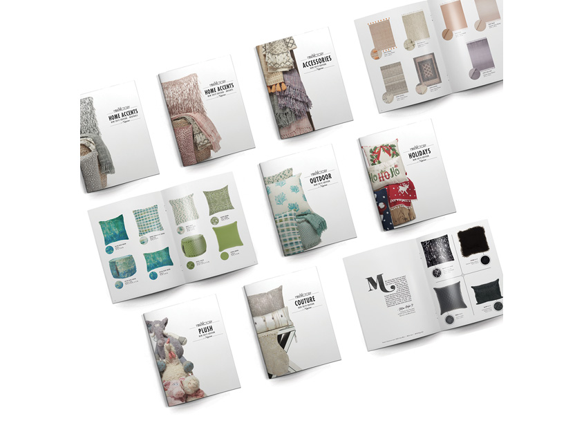 Nourison Mina Victory Brand Catalog Assortment