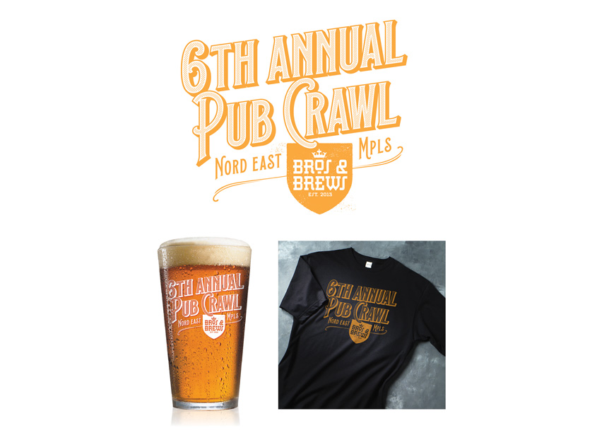 Visual Harmony Bros & Brews - 6th Annual Pub Crawl