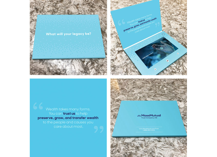 Video Card for MassMutual Trust by studio m, MassMutual