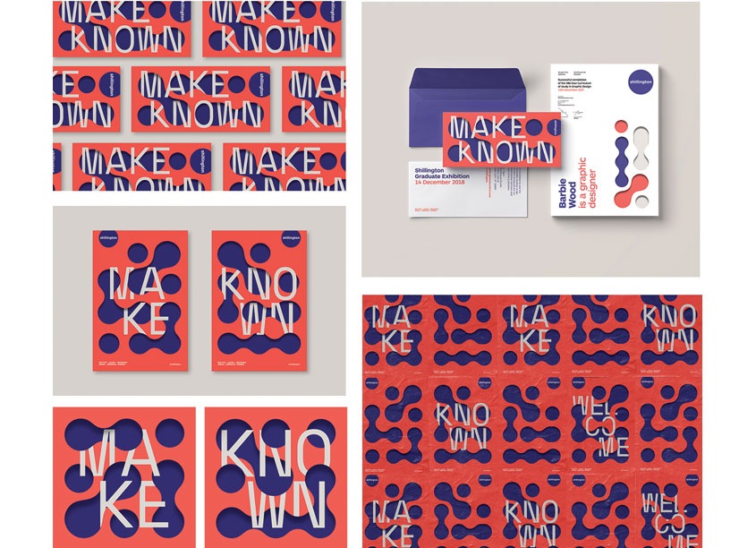 Make Known Branding and Identity by Alan Barba Design