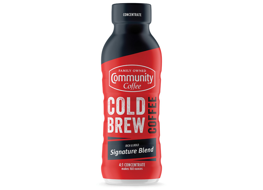 Stapley Hildebrand Community Coffee Cold Brew Concentrate