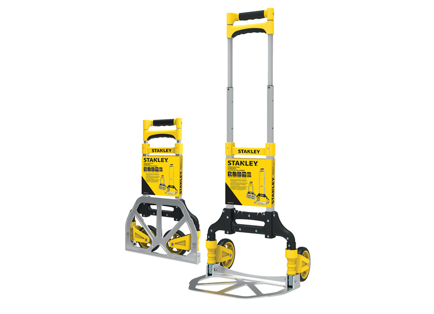 Stanley Hand Truck Package Design by Randy Richards Design Group