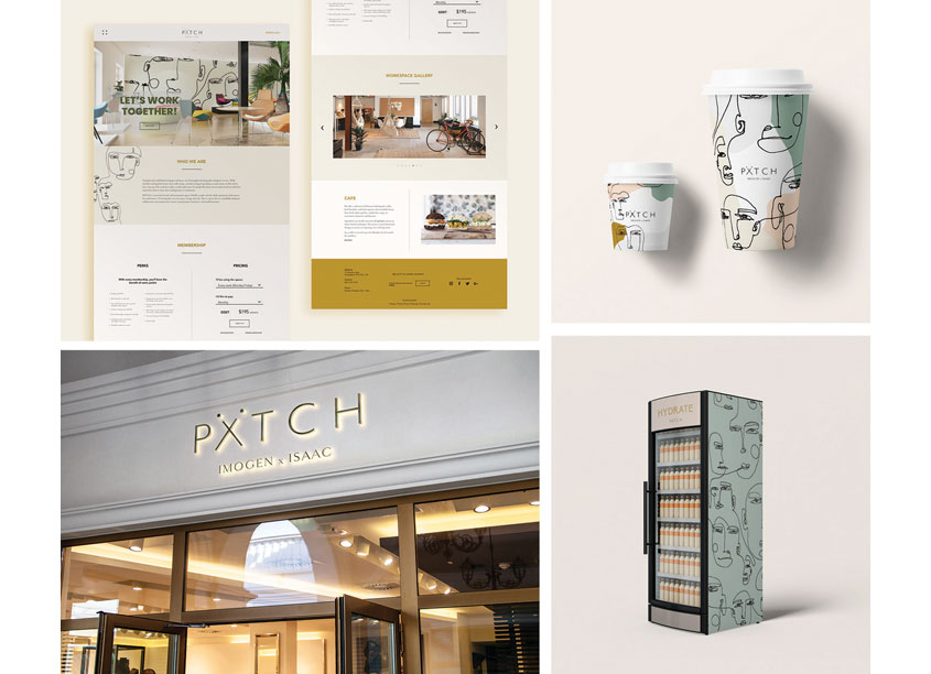 Piitch by Shillington School of Graphic Design