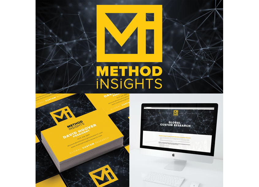 Method Insights Branding and Identity System by William Fox Munroe (WFM)