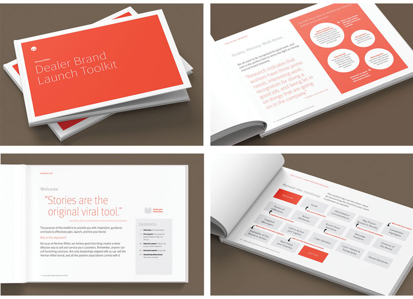5 by 5 Design Dealer Brand Launch Toolkit