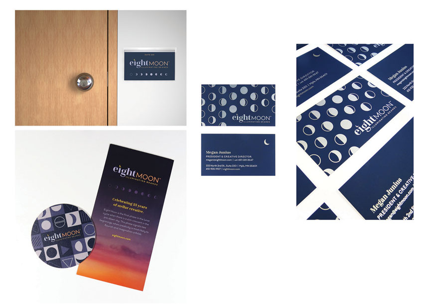 Eight Moon Branding by Eight Moon™