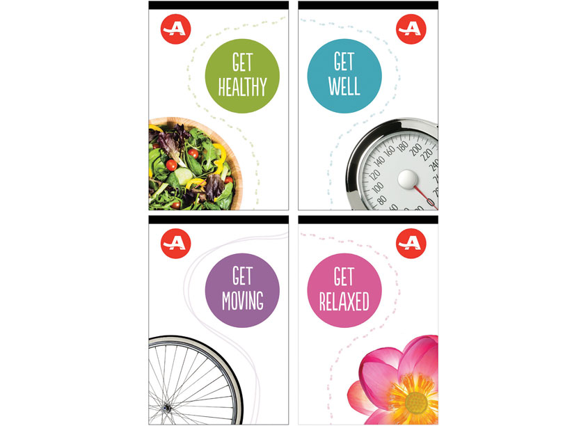 AARP Health Clinic Posters by AARP Brand Creative Services