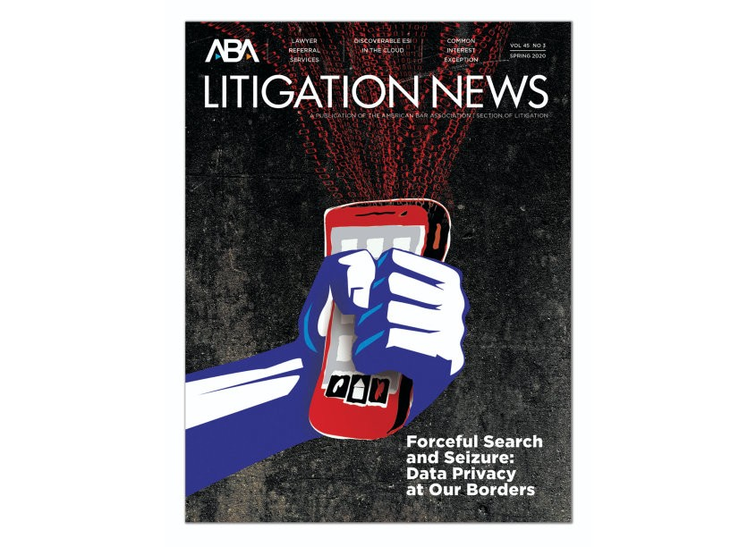 Litigation News Spring 2020 by ABA Creative Group/American Bar Association