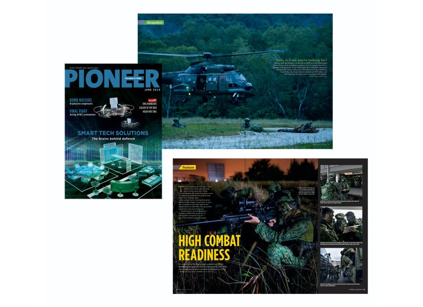 Pioneer Magazine, Smart Tech Solutions, June 2019 by So Drama! Entertainment