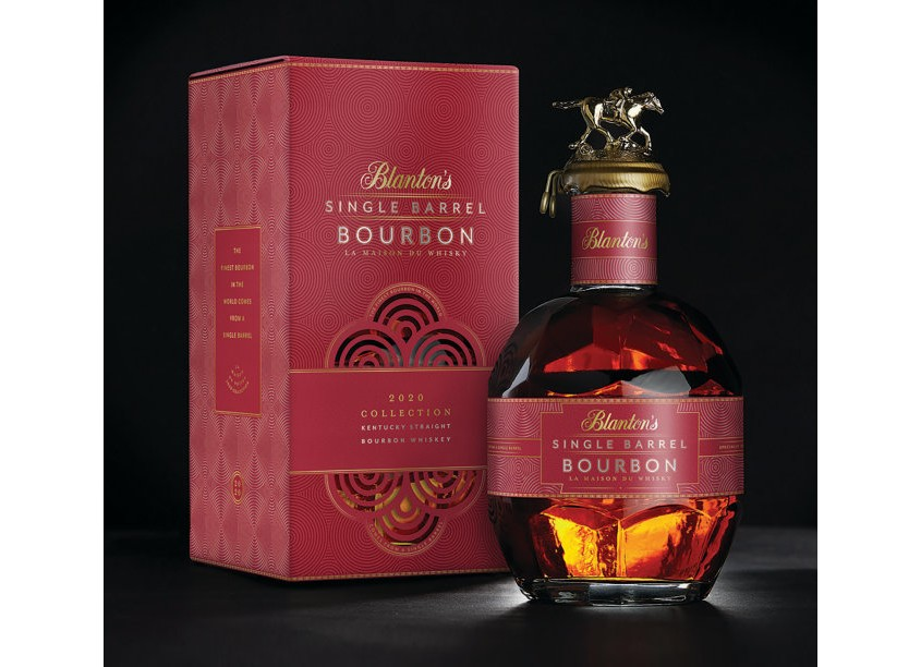 COHO Creative Blanton's 2020 Limited Edition Packaging Design
