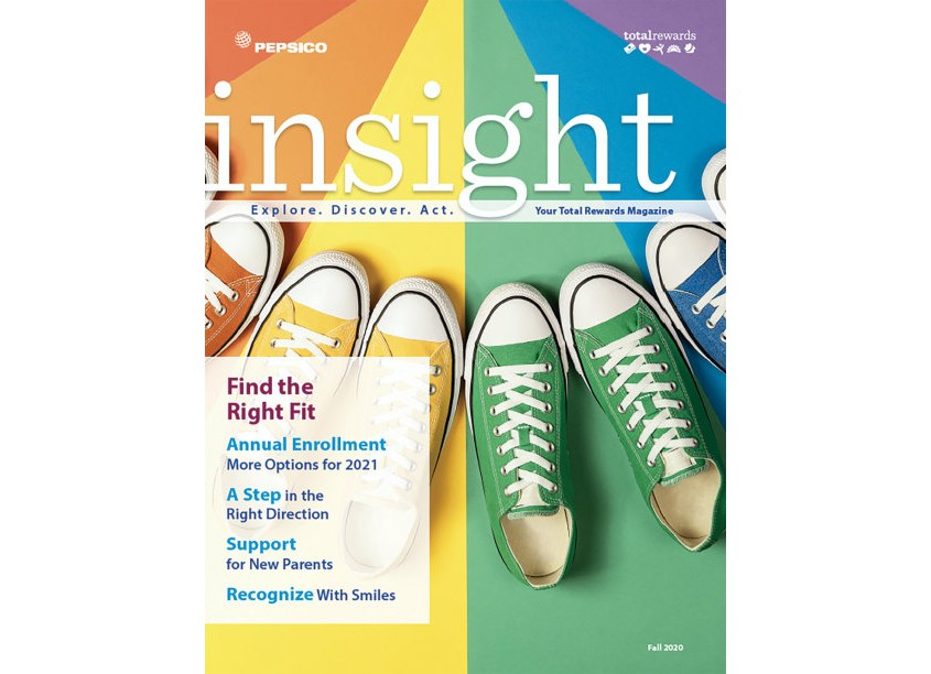 PepsiCo insight eMagazine, Fall 2020 by Alight Solutions