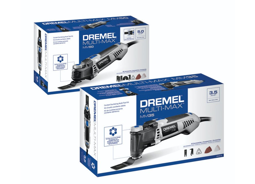 Dremel NA Packaging Refresh by Design Partners