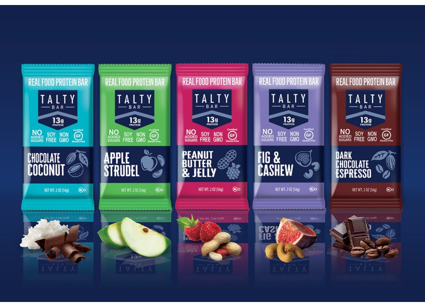 Pig Pen Studios, Inc. Talty Bar Package Design