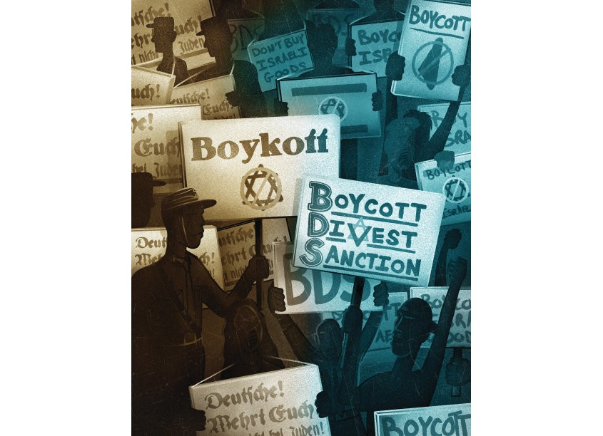 Foundation for Defense of Democracies (FDD) Boykott: Germany's Battle Against the Delegitimization of Israel