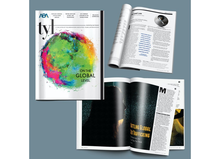 TYL Magazine, Summer 2020 by ABA Creative Group/American Bar Association