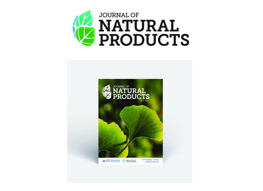 ACS Publications/CreativeLab Journal of Natural Products Logo