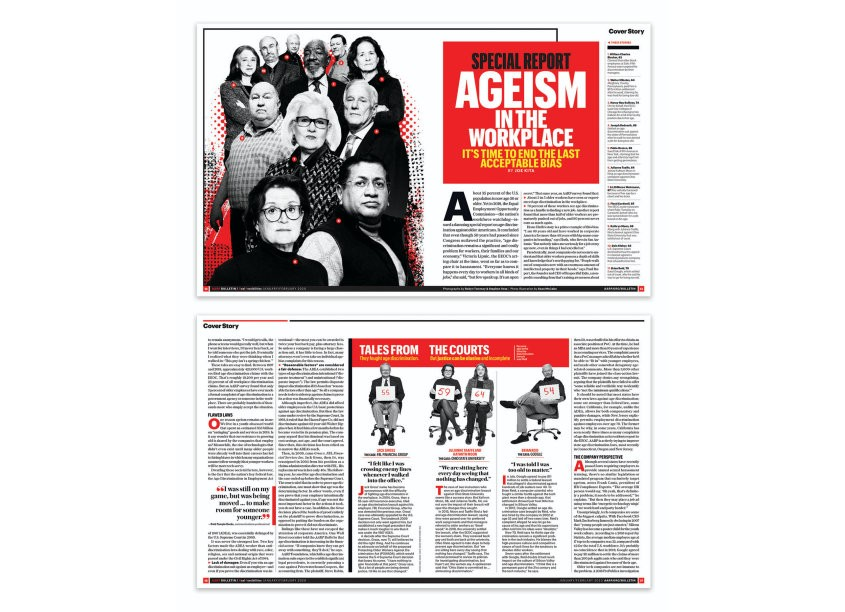 Ageism in the Workplace, January/February 2020 by AARP Media