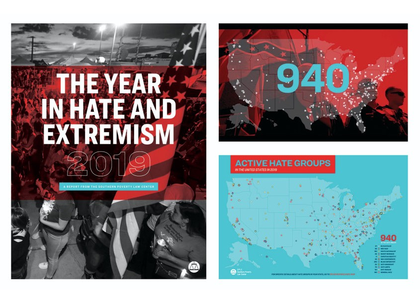 Year in Hate Report and Video by Southern Poverty Law Center