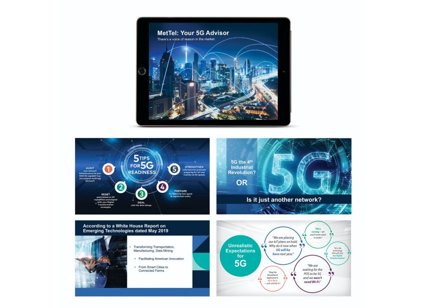 Vision Creative Group MetTel 5G Presentation