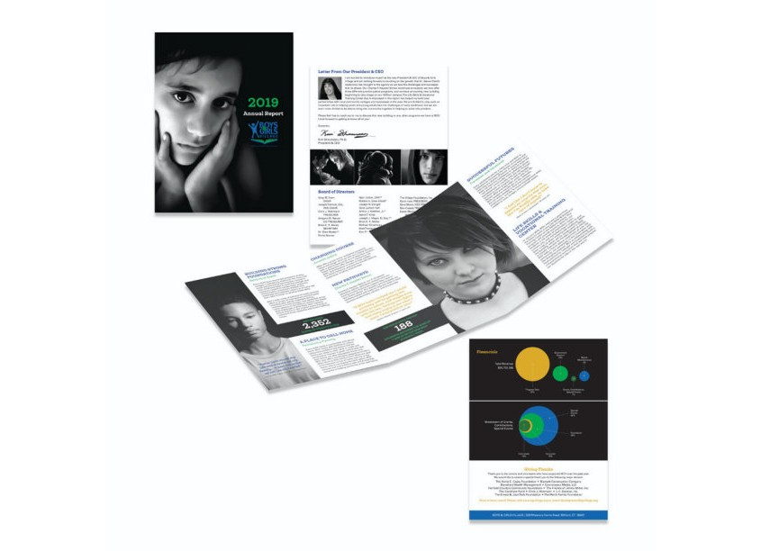 Ruzow Graphics 2019 Annual Report