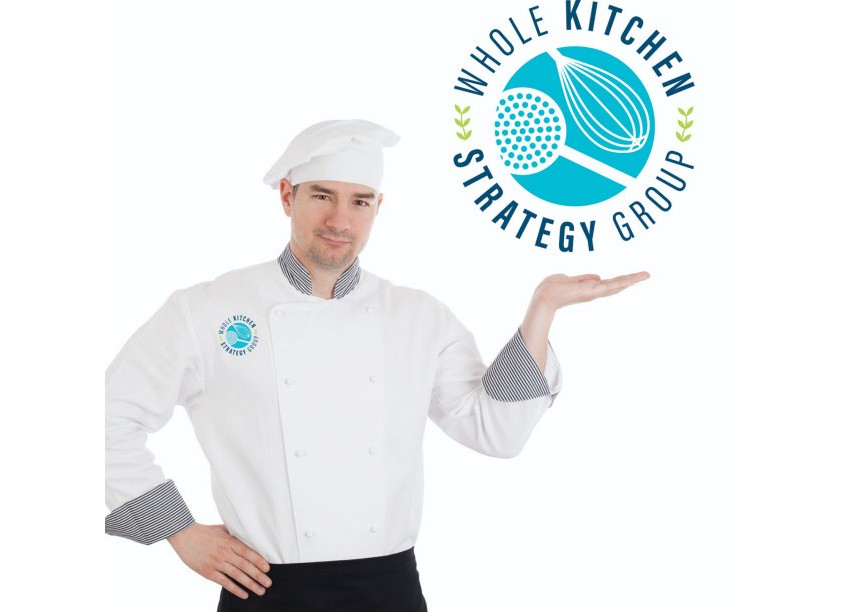 Ruzow Graphics Whole Kitchen Strategy Group Logo