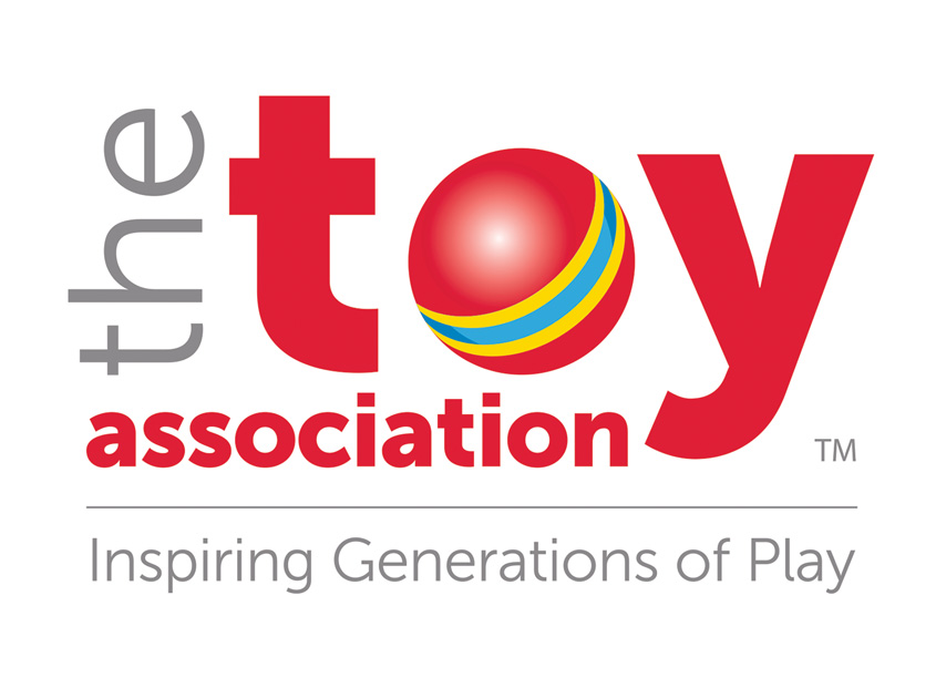 The Toy Association Logo and Identity Rebrand by The Toy Association