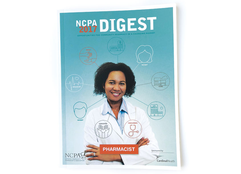 National Community Pharmacists Association (NCPA) NCPA 2017 Digest