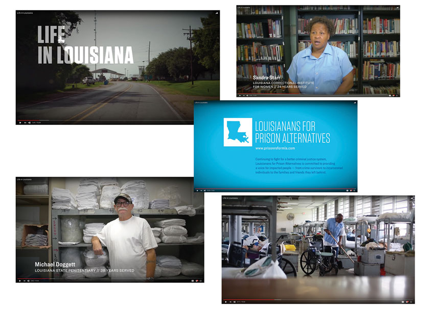 Life in Louisiana Video by Southern Poverty Law Center