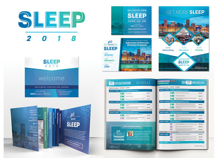 SLEEP 2018 Identity by Associated Professional Sleep Societies, LLC