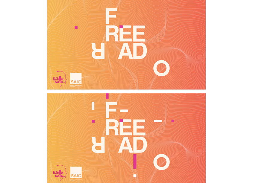 Free Radio Advertisement by School of the Art Institute Chicago (SAIC), IRFM Creative