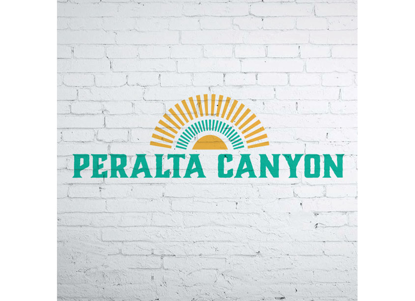 Peralta Canyon Logo by David Weekley Homes