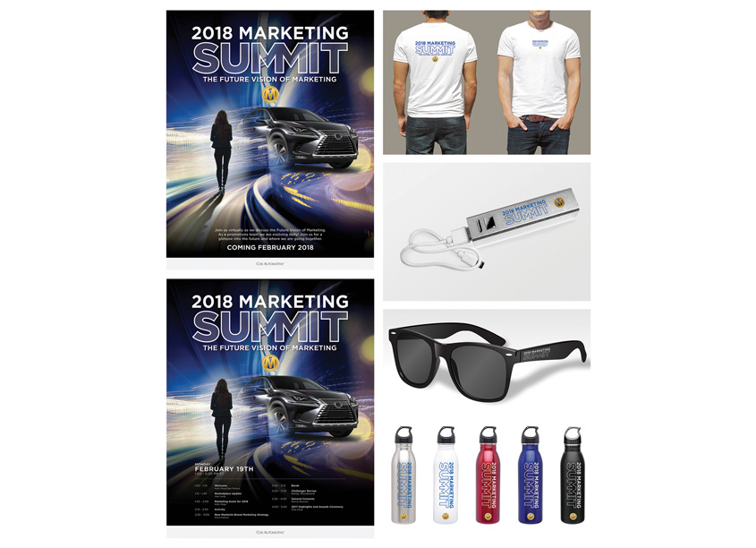 2018 Marketing Summit Branding by Cox Automotive