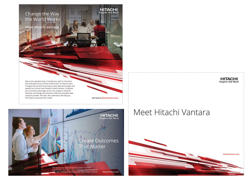 Hitachi Vantara Hitachi Vantara Corporate Advertisement