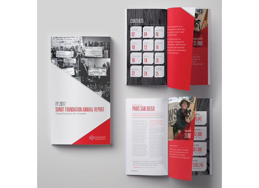Sundt Construction, Inc. Sundt Foundation 2017 Annual Report