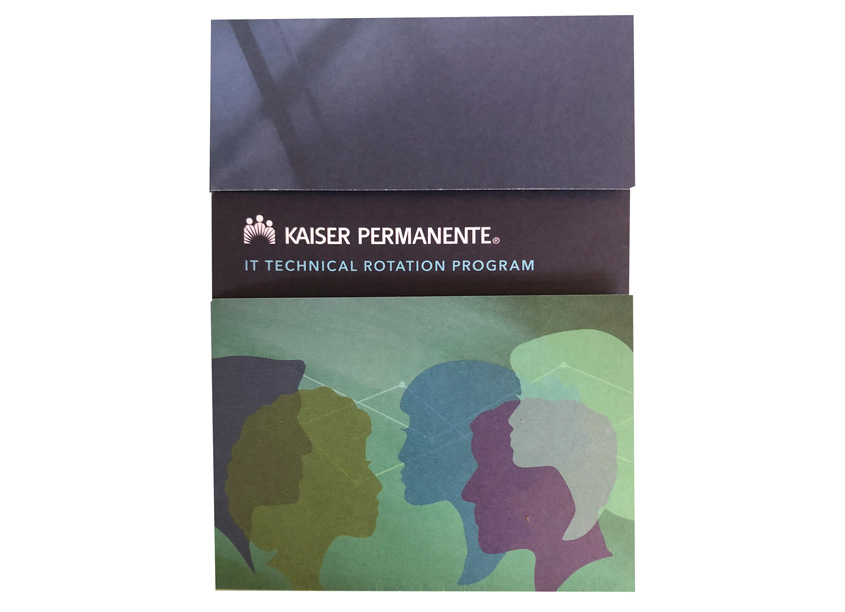 IT Technical Rotation Program 2017 Brochure by Kaiser Permanente